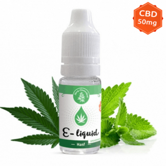 CBD E-liquid 1%, Spearmint 10ml